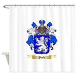 Poole Shower Curtain