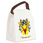 Pool Canvas Lunch Bag