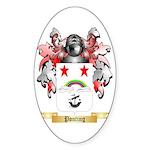 Ponting Sticker (Oval)