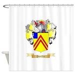 Pontifex Shower Curtain