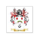 Ponta Square Sticker 3