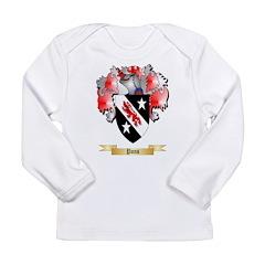 Pons Long Sleeve Infant T-Shirt
