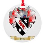 Pons Round Ornament