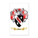 Pons 20x12 Wall Decal