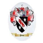 Pons Oval Ornament