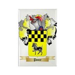 Ponce Rectangle Magnet (100 pack)