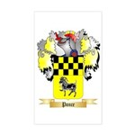 Ponce Sticker (Rectangle)