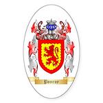 Pomroy Sticker (Oval 50 pk)