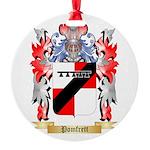 Pomfrett Round Ornament