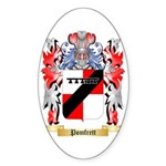 Pomfrett Sticker (Oval)