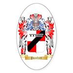 Pomfrett Sticker (Oval 50 pk)