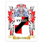Pomfrett Small Poster