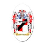 Pomfrett 35x21 Oval Wall Decal