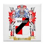 Pomfrett Tile Coaster