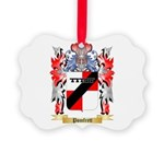 Pomfrett Picture Ornament