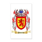 Pomeroy 35x21 Wall Decal