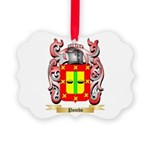 Pombo Picture Ornament