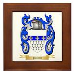 Polucci Framed Tile