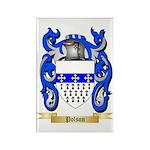 Polson Rectangle Magnet (100 pack)
