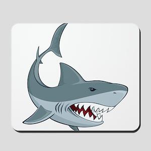 Shark week Mousepad