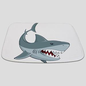 Shark week Bathmat