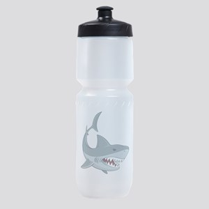 Shark week Sports Bottle