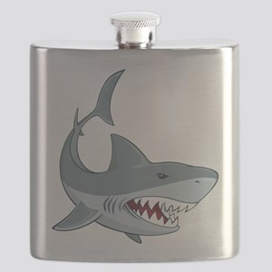Shark week Flask