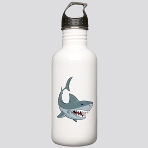 Shark week Sports Water Bottle