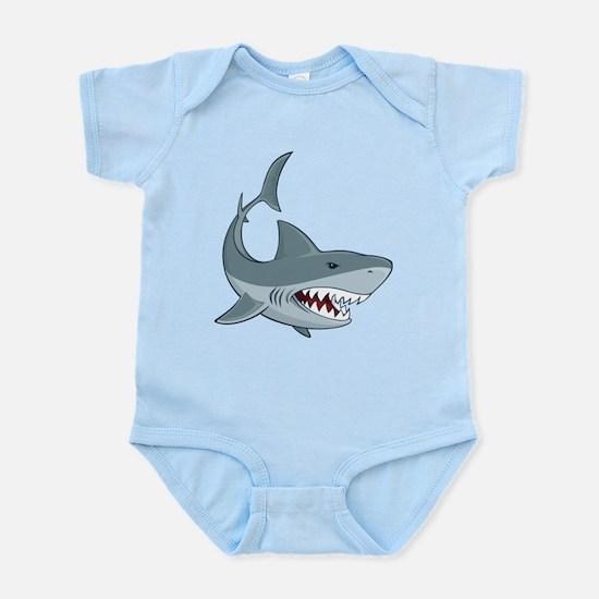 Shark week Body Suit