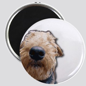 Airedale Terrier Friends Magnets