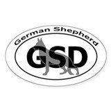 German shepherd Single