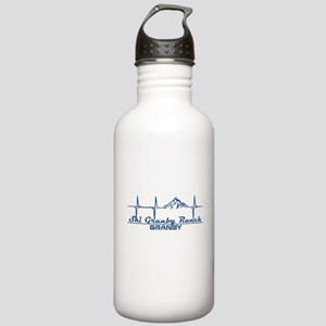 Ski Granby Ranch - G Stainless Water Bottle 1.0L