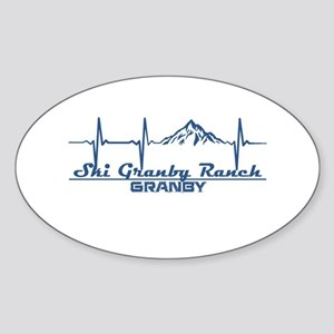 Ski Granby Ranch - Granby - Colorado Sticker