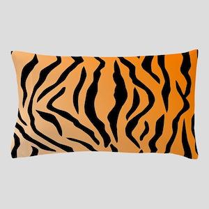 Faux Tiger Print Pillow Case