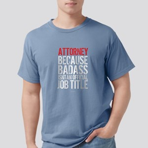 Badass Attorney T-Shirt