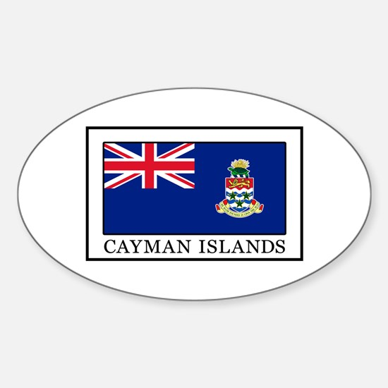 Cayman Islands Decal