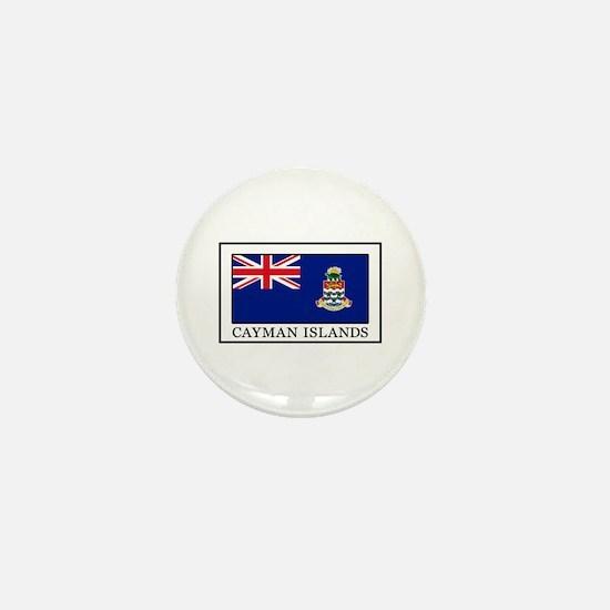 Cayman Islands Mini Button