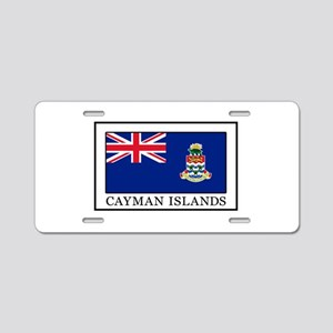 Cayman Islands Aluminum License Plate