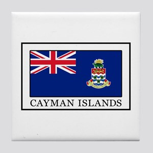 Cayman Islands Tile Coaster