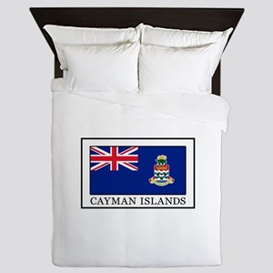 Cayman Islands Queen Duvet