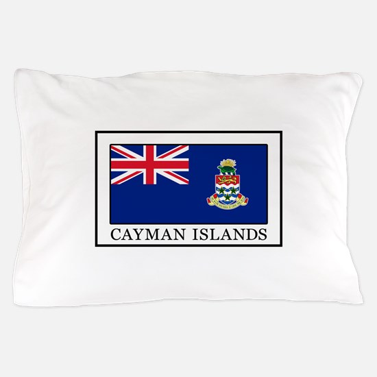 Cayman Islands Pillow Case