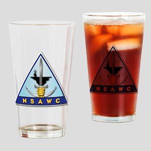 NSAWC - NAS Fallon - No Txt Drinking Glass