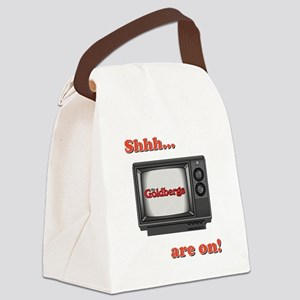 SHHH... Canvas Lunch Bag