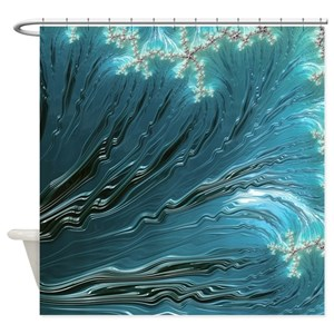 Art Shower Curtains