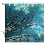 Fractal Shower Curtains