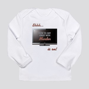 SHHH... Long Sleeve T-Shirt