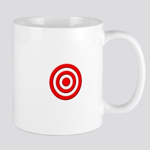 Bullseye_Red Mugs