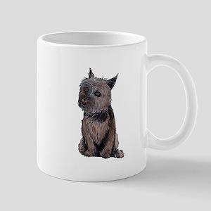 Cairn Wire Hair Terrier Mugs
