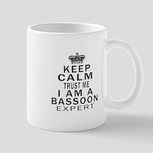 I Am Bassoon Expert Mug