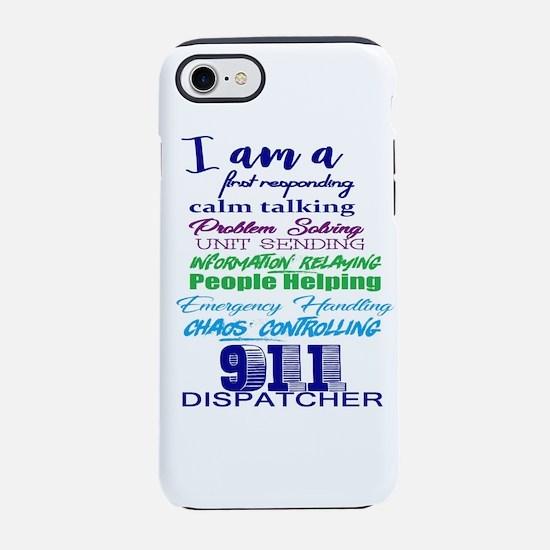 Unique Cop iPhone 8/7 Tough Case